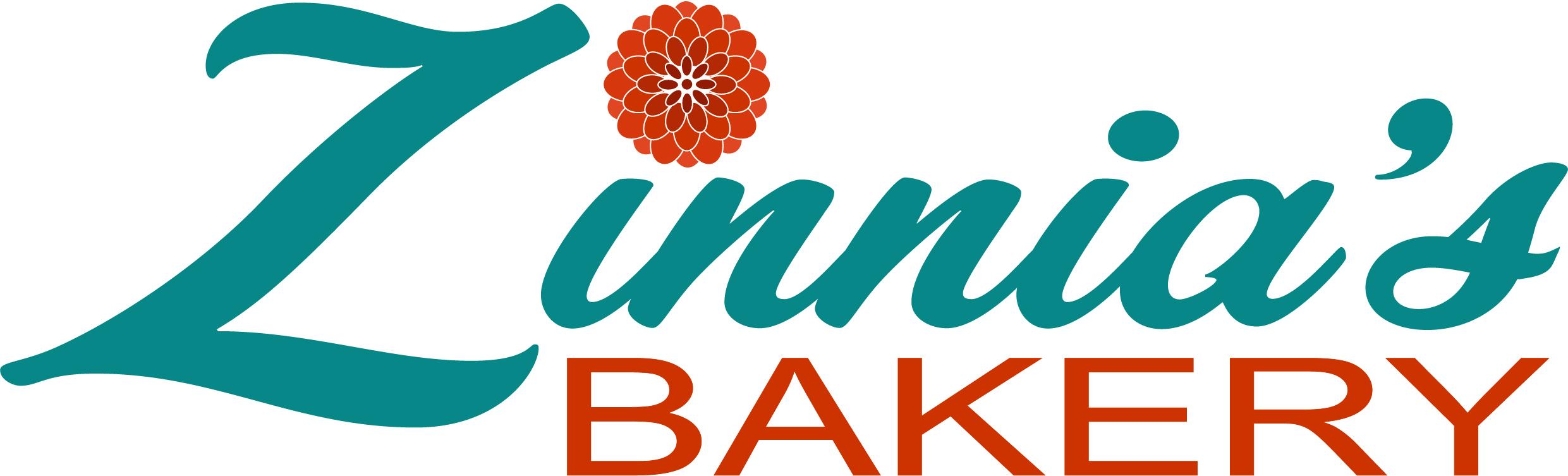 Zinnia's Bakery logo